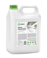 Воск для пола Grass Metal Floor Wax канистра 5 литров